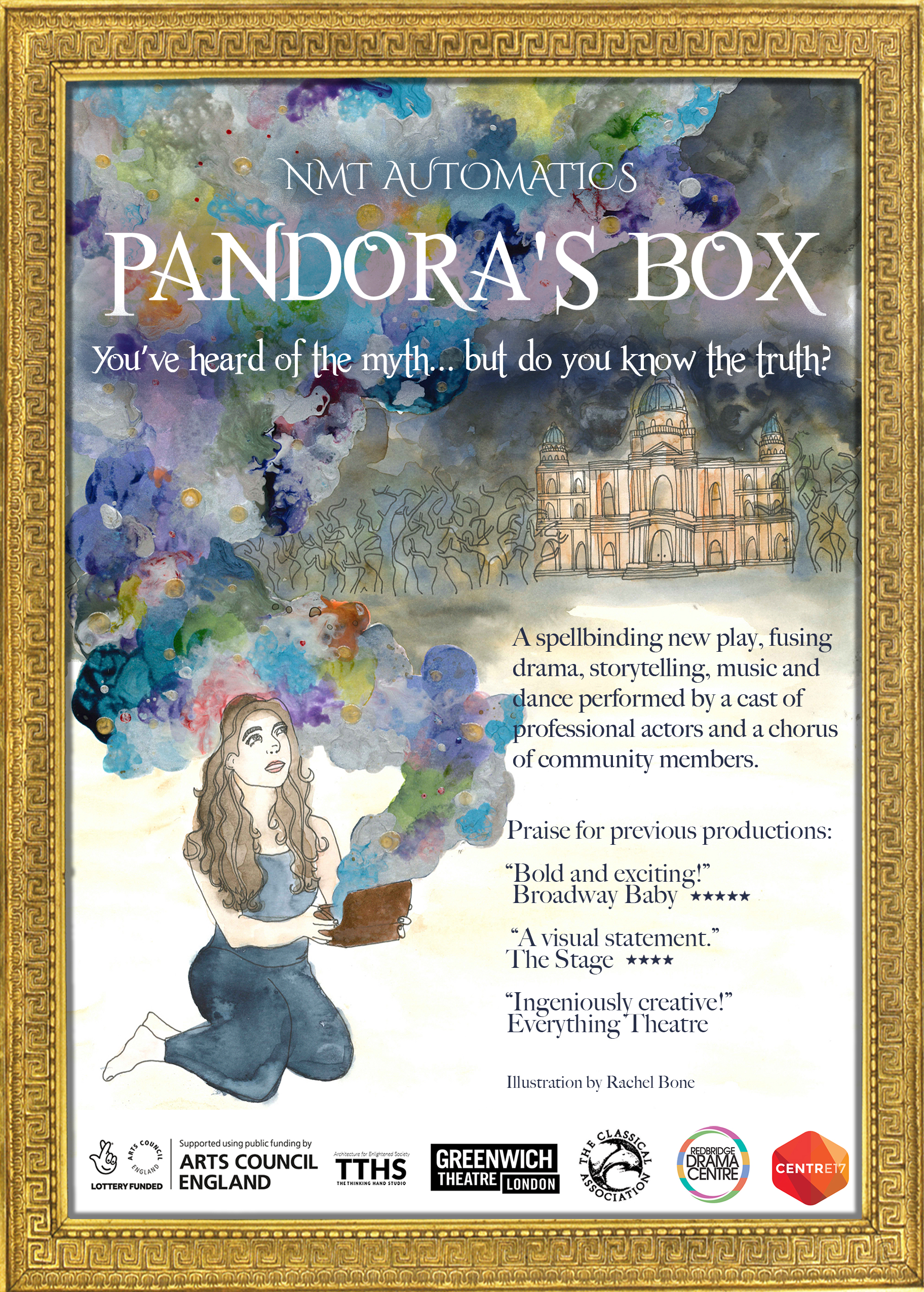PandoraFlyerfrontA5